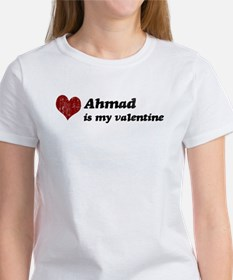 Ahmad is my valentine Tee