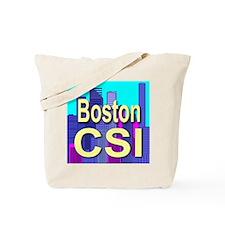 Boston CSI Tote Bag