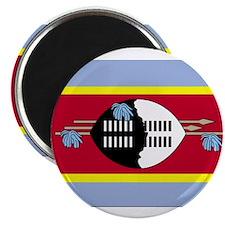 "Swaziland 2.25"" Magnet (100 pack)"