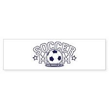 Soccer Mom Bumper Bumper Sticker