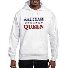 AALIYAH for queen Hoodie Sweatshirt