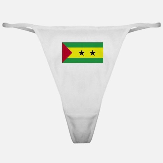 Sao Tome and Principe Classic Thong