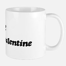 Jorge is my valentine Mug