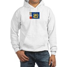 Saint Pierre and Miquelon Jumper Hoody