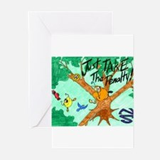 In The Trees Greeting Cards (Pk of 10)