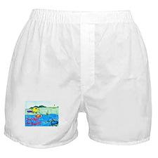 Florida Golf Boxer Shorts