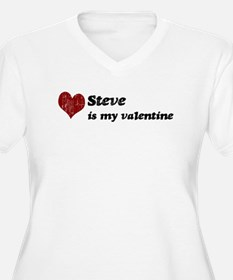Steve is my valentine T-Shirt