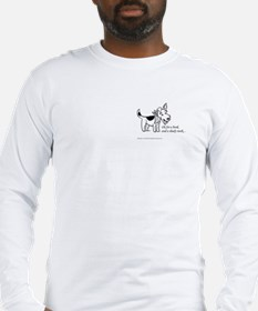 Chaucer's Shady Nook Long Sleeve T-Shirt
