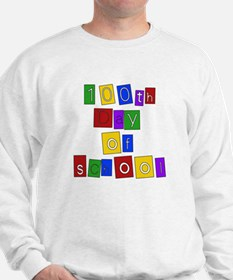 Bright Colors 100th Day Sweatshirt