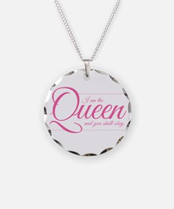 I am the Queen - Obey Necklace
