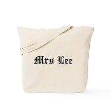Mrs Lee Tote Bag