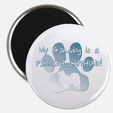 Finnish Lapphund Granddog Magnet