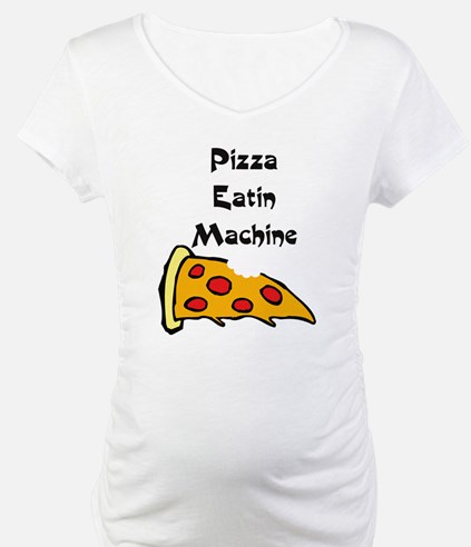 PIZZA EATING MACHINE Shirt