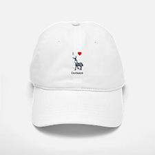 I love donkeys Baseball Baseball Cap