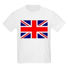 Union Jack/British Flag 4 Kids T-Shirt