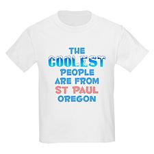 Coolest: St Paul, OR T-Shirt