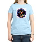 Spaceflight Memorial Patch Women's Light T-Shirt