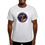 Spaceflight Memorial Patch Light T-Shirt