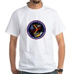 Spaceflight Memorial Patch White T-Shirt