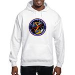 Spaceflight Memorial Patch Hooded Sweatshirt