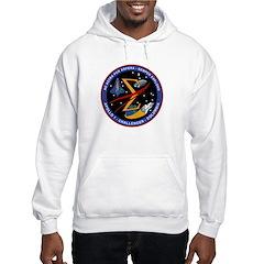 Spaceflight Memorial Patch Hoodie