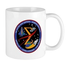 Spaceflight Memorial Patch Mug