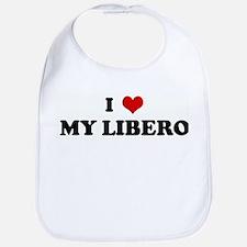 I Love MY LIBERO Bib