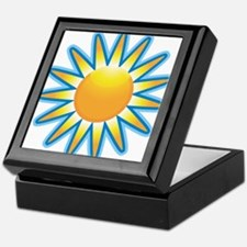 Sunshine Keepsake Box