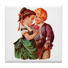 Valentine's Day 41 Tile Coaster