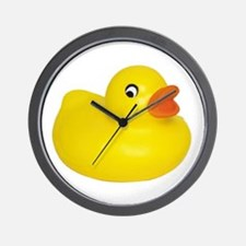 Just Ducky! Wall Clock