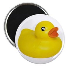 "Just Ducky! 2.25"" Magnet (10 pack)"
