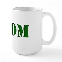 Groom Army Mug