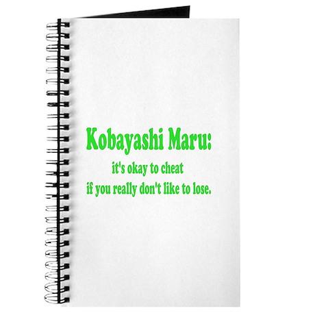 Kobayashi Maru Journal