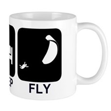 Paraglider Eat Sleep Fly Mug