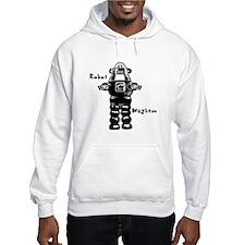 Robot Mayem Black Hoodie