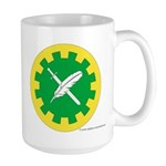Outlands Minister of the Lists Large Mug