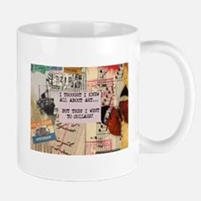 Collage art Mug