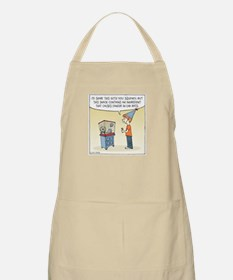 """Squeaky"" BBQ Apron"