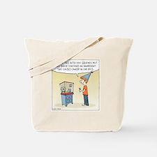 """Squeaky"" Tote Bag"