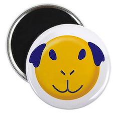 Piggie Smiley Magnet