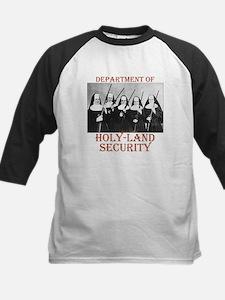 Holy-Land Security Kids Baseball Jersey