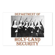 Holy-Land Security Postcards (Package of 8)