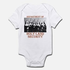 Holy-Land Security Infant Bodysuit