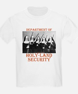 Holy-Land Security T-Shirt