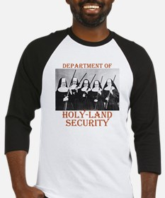 Holy-Land Security Baseball Jersey