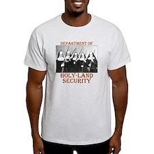 Holy-Land Security T-Shirt