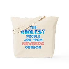 Coolest: Newberg, OR Tote Bag