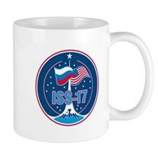 ISS Expedition 17 Mug