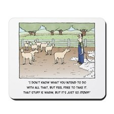 Sheep Mousepad