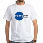 SpaceRef White T-Shirt